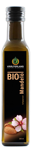 BIO-Mandelöl, kaltgepresst 250ml