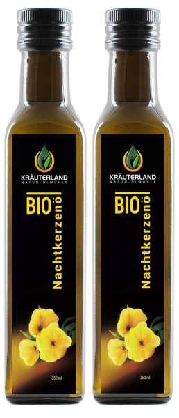 BIO-Nachtkerzenöl, kaltgepresst 500ml