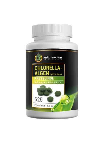 Chlorella Algen 625 Presslinge