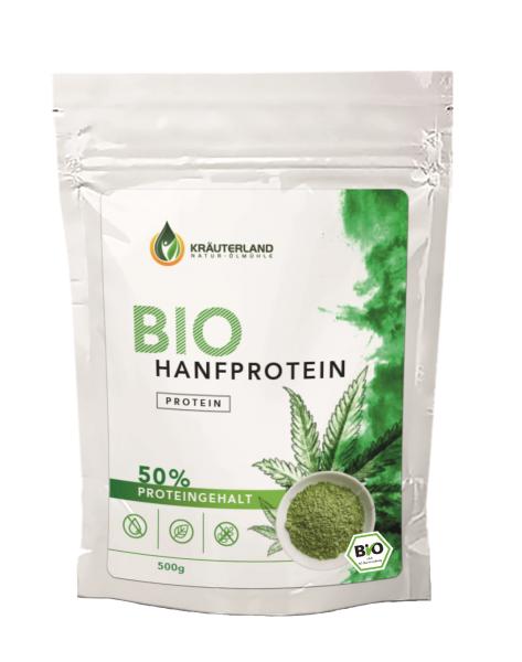 Hanfprotein BIO 500g
