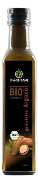 Kräuterland BIO Arganöl geröstet 250ml