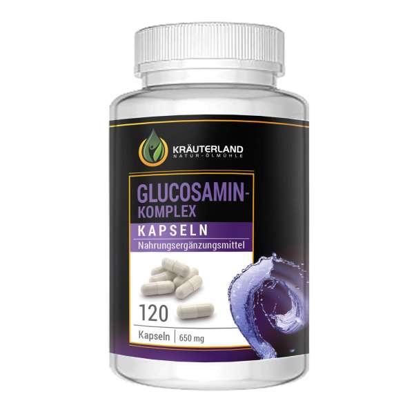 Glucosamin Komplex Kapseln