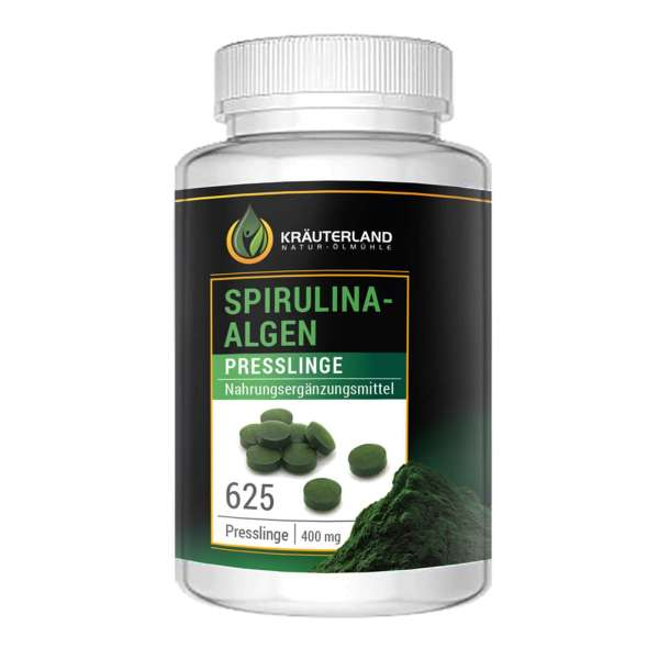 spirulina algen presslinge in premium qualit t direkt vom. Black Bedroom Furniture Sets. Home Design Ideas