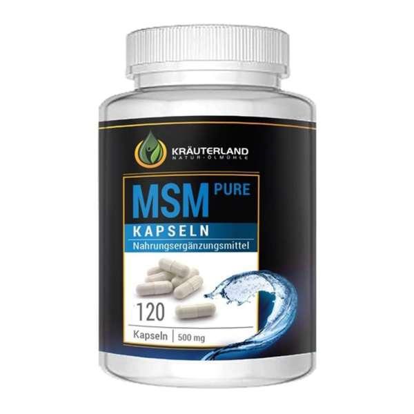 MSM Pure Kapseln