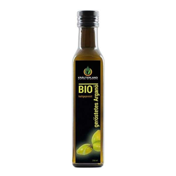 BIO-Arganöl geröstet, kaltgepresst 250ml