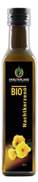 BIO-Nachtkerzenöl, kaltgepresst 250ml